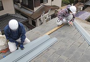 屋根・外壁リフォームイメージ3