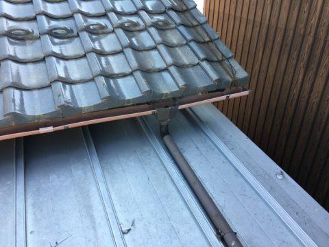 雨樋の修理