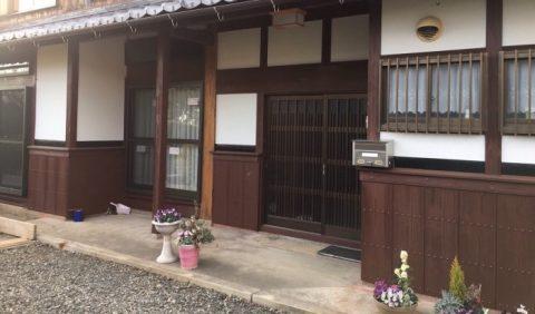 長浜市 K様邸 外壁改修工事